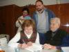 Cseh Judittal  és Gyetvai Balázzsal